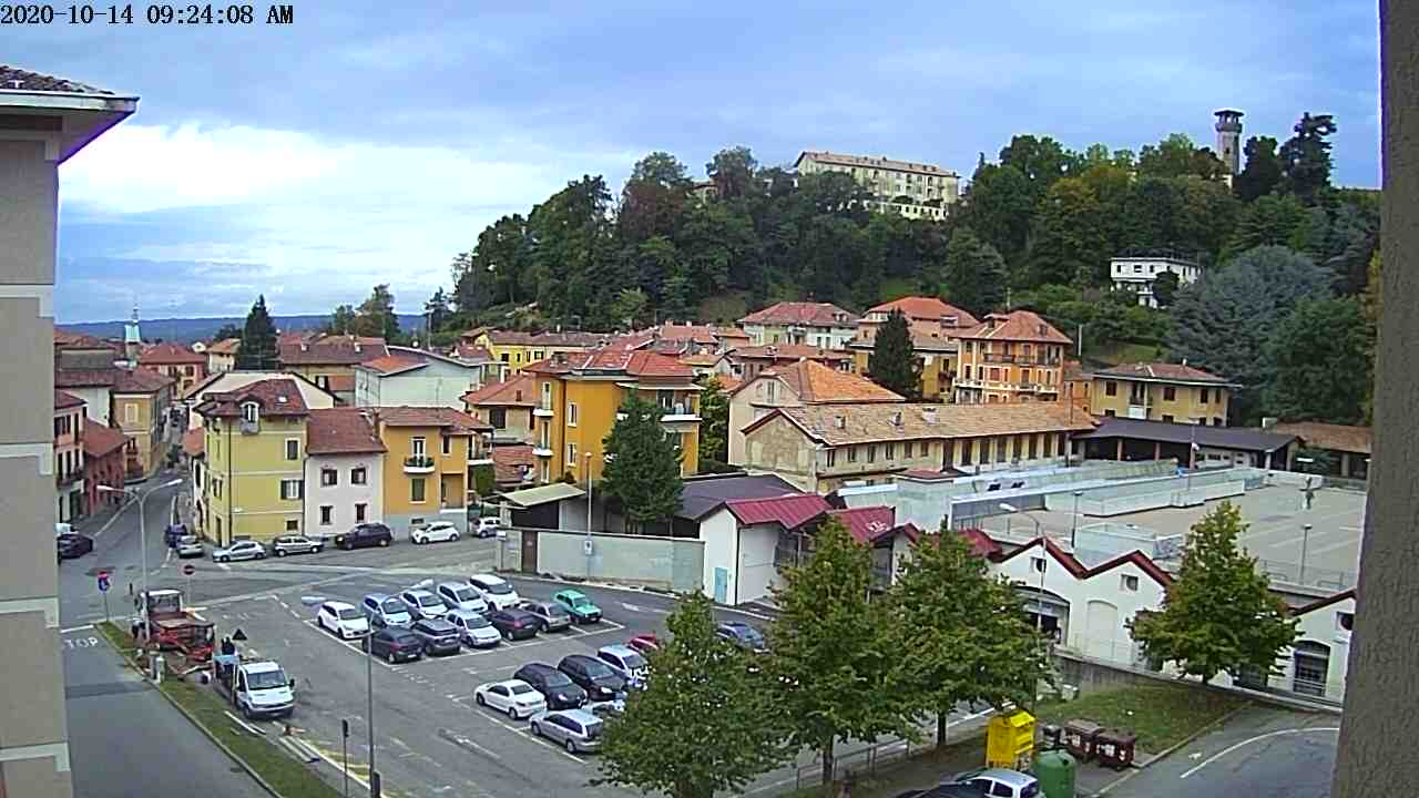 Webcam a Biella (BI)